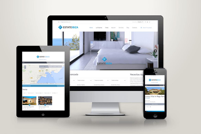 Web de inmobiliaria ibiza for Portal de inmobiliarias