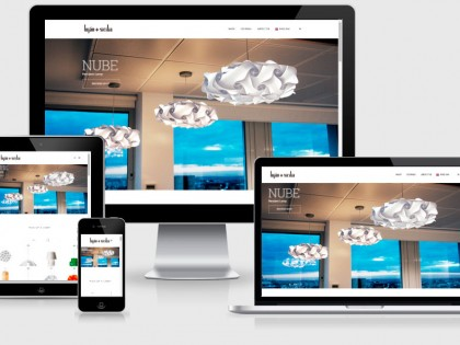 Diseño de Tienda y Catalogo Online