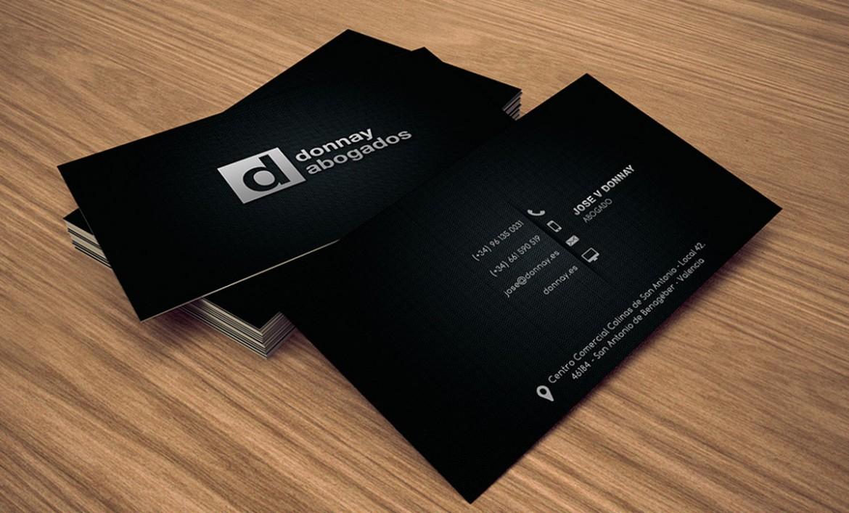 Dise o tarjetas de visita abogados - Disenos de tarjetas ...