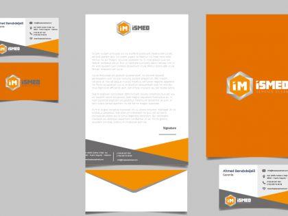 Diseño Identidad ISMED